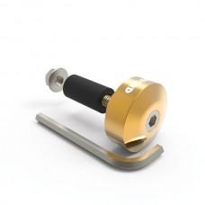 OXFORD Końcówki kierownicy Gold OX592