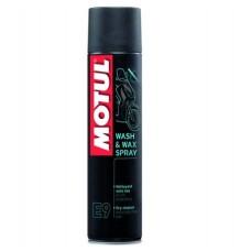 MOTUL E9 Preparat do czyszczenia Wash & Wax 400ml